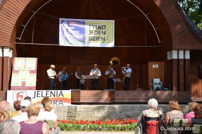 Jelenia Góra: Jazzowe rytmy w Parku Zdrojowym
