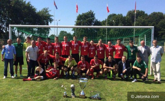 Polska: Firlej i spółka mistrzami Polski Regions Cup