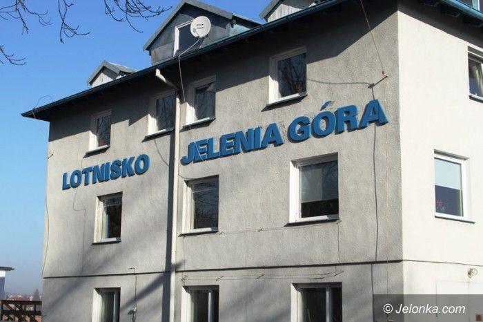 Jelenia Góra: Dziwne losy budowy pasa startowego