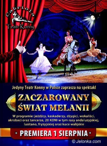 Jelenia Góra: Konny teatr w Goduszynie