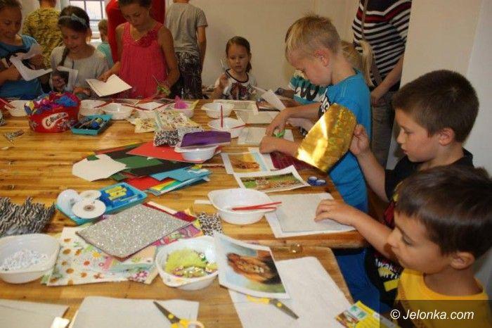 Jelenia Góra: Dzieci chwalą warsztaty w Muzeum Karkonoskim