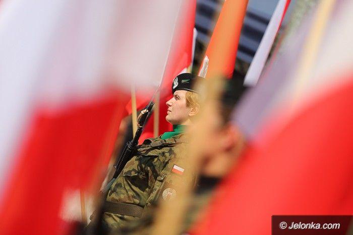 Jelenia Góra: Uroczyście w dniu Święta Wojska Polskiego