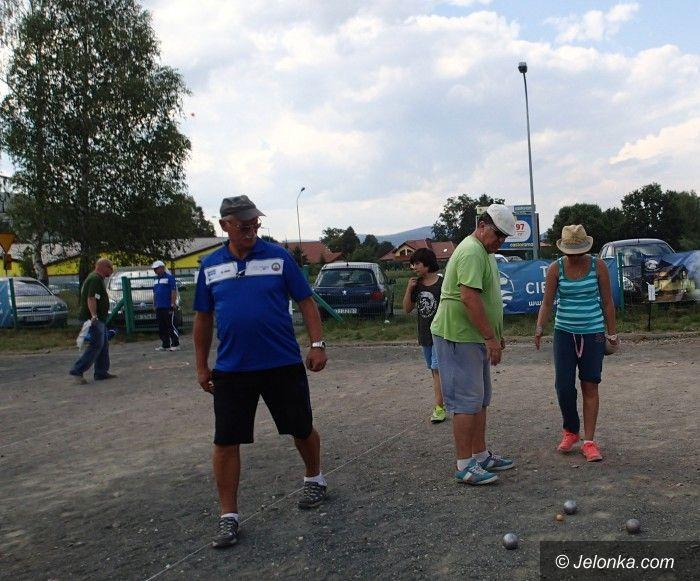 Region: W Podgórzynie zawodnicy grali w kule