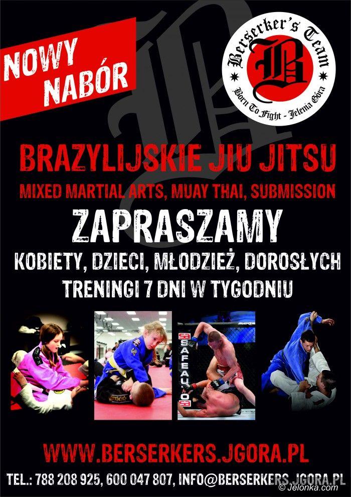 Jelenia Góra: Nabór do klubu sportów walki