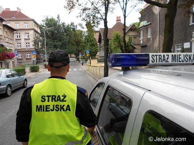 Jelenia Góra: Miejscy strażnicy zadbają o bezpieczeństwo w drodze do szkoły