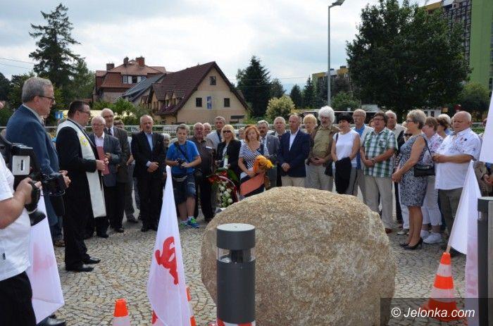 """Jelenia Góra: Uroczystości 35–lecia """"Solidarności"""" przy PMPoland"""
