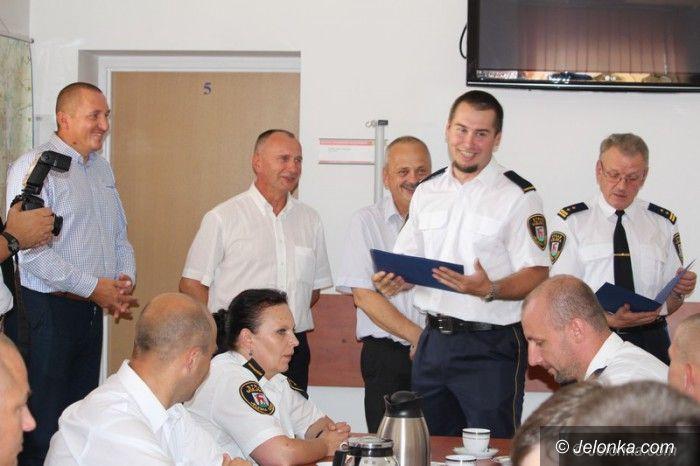 Jelenia Góra: Strażnicy miejscy z awansami