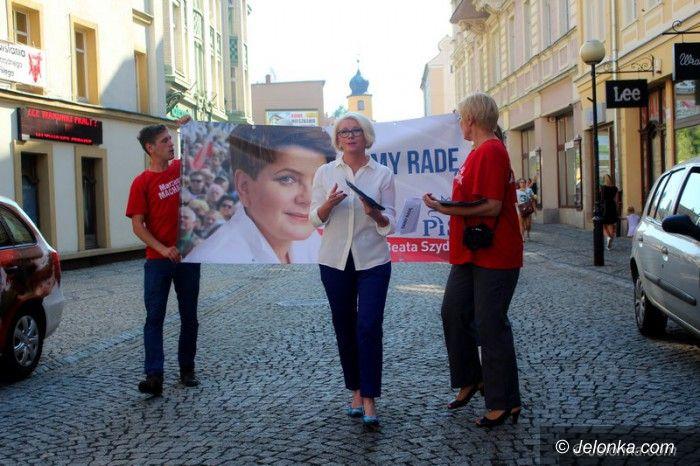 Jelenia Góra: Marzena Machałek: Damy radę