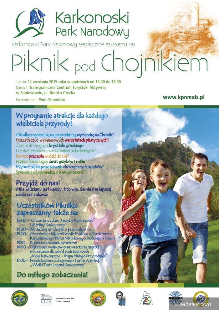 Jelenia Góra: Piknik pod Chojnikiem z mnóstwem atrakcji