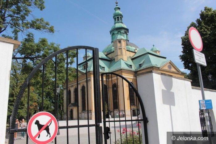 Jelenia Góra: Psy w parkach? Rozstrzygnie sąd!