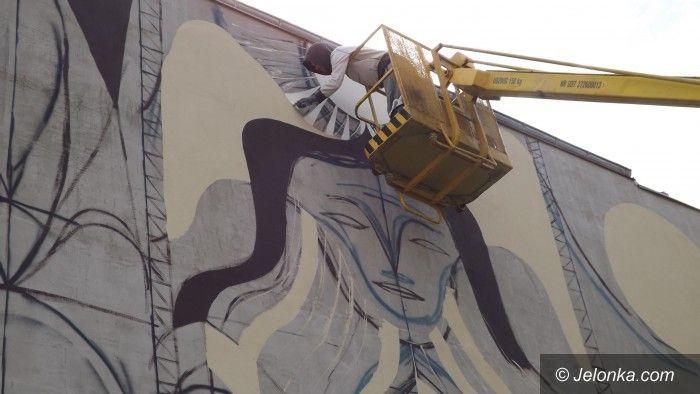 Jelenia Góra: W Jeleniej Górze powstają kolejne murale