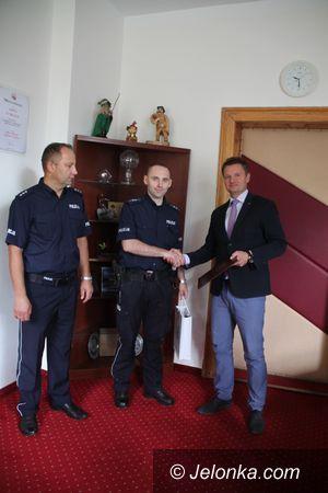 Karpacz: Miasto Karpacz wspiera policję