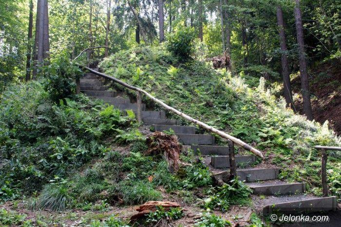 Jelenia Góra: Nowa (stara) ścieżka w kierunku Perły Zachodu