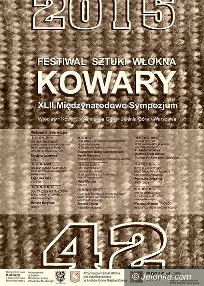 Kowary: Festiwal Sztuki Włókna 2015