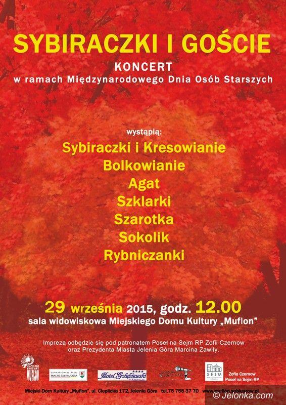 """Jelenia Góra: """"Sybiraczki i Goście"""" – Muzyczne Spotkania Senioralne"""
