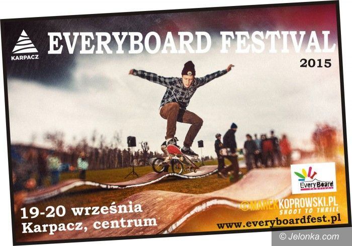Karpacz: IV EveryBoard Festival w Karpaczu