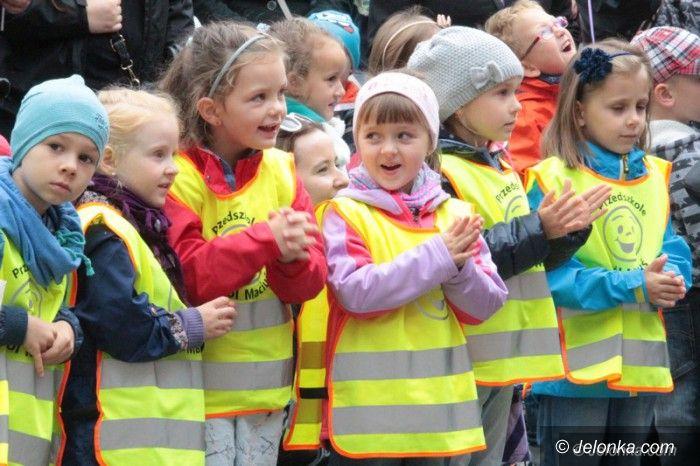 Jelenia Góra: Uśmiech dziecka największą nagrodą