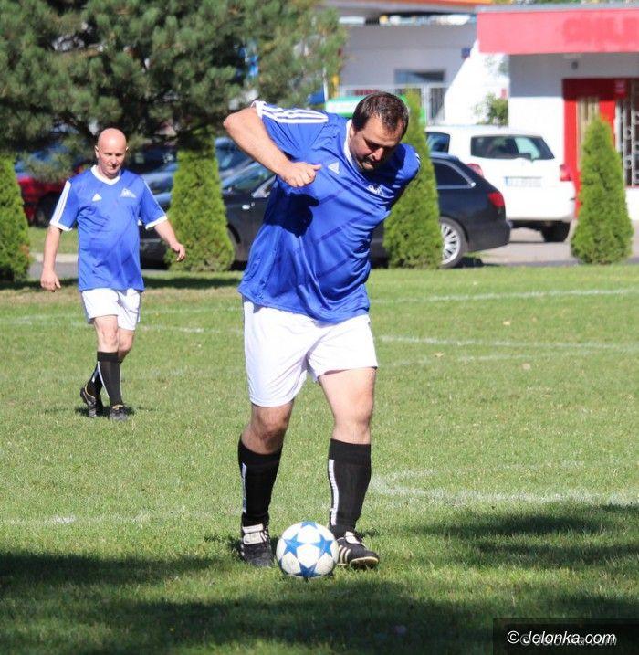 Jelenia Góra: Piłkarski turniej spółdzielni dla wałbrzyszan