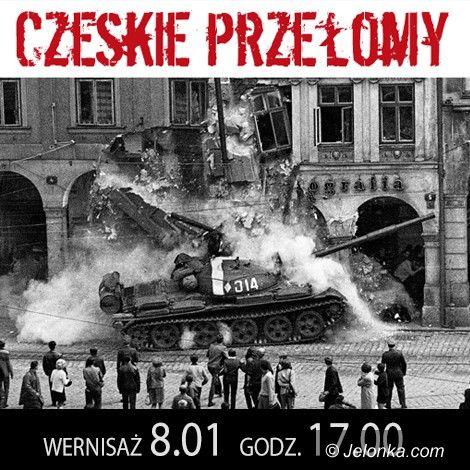 Jelenia Góra: Czeskie przełomy na fotografiach w Galerii Skene