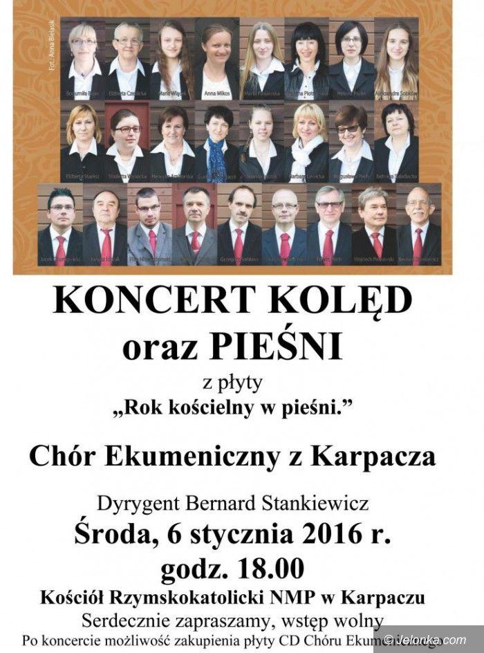 Karpacz: Dzisiaj koncert Chóru Ekumenicznego w Karpaczu