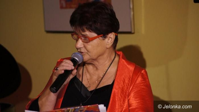 Jelenia Góra: Alfreda Rękowska zakochana w muzyce
