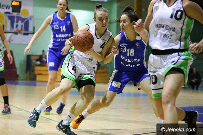 Jelenia Góra: I–liga koszykarek: Karkonosze bez formy