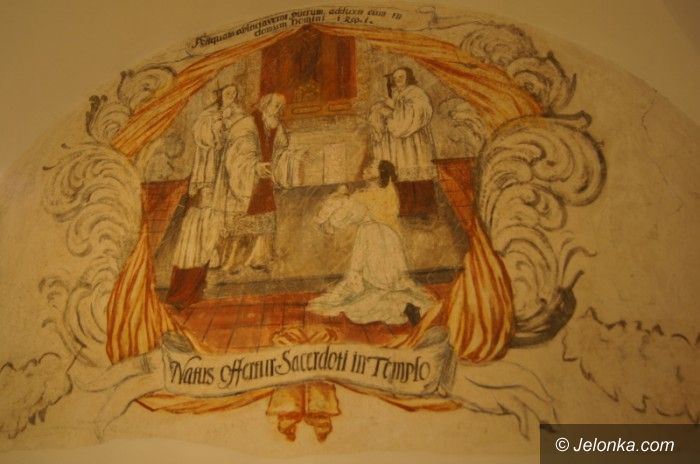 Jelenia Góra: Św. Bernard z Clairvaux w Cieplicach, cz. 4