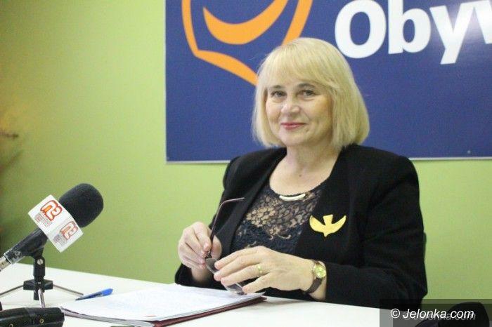 Jelenia Góra: Posłanka Czernow o sprawach bieżących