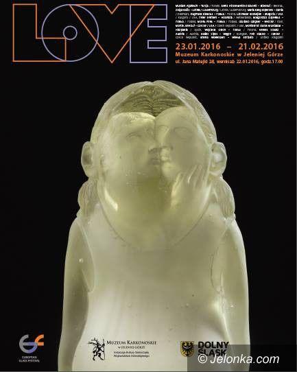 """Jelenia Góra: Wystawa Europejskiego Festiwalu Szkła """"Love"""""""