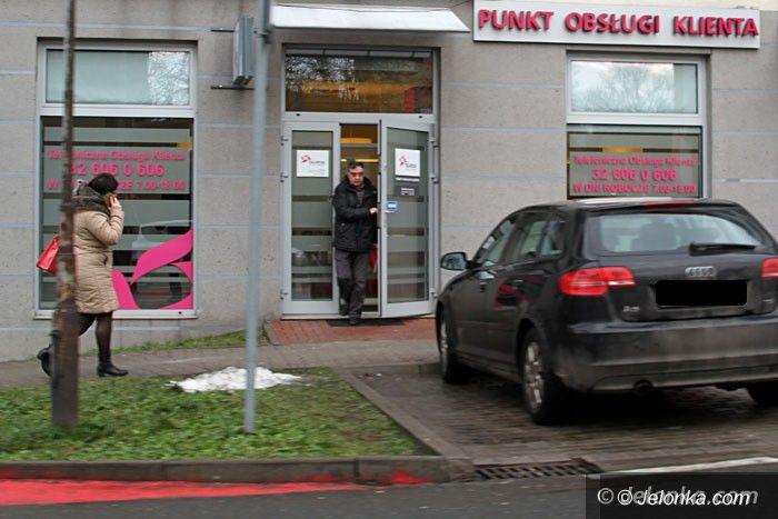 Jelenia Góra: Tajny punkt obsługi klienta firmy Tauron?