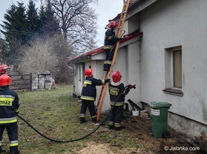 Region: Pożary sadzy w kominach wciąż plagą regionu
