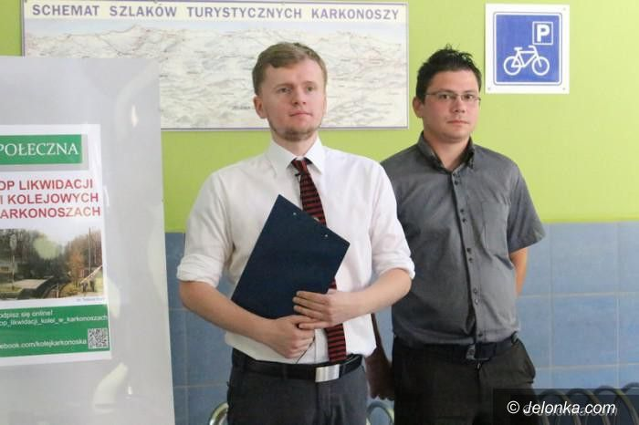 Region: Co z petycją ws. kolei do Karpacza?