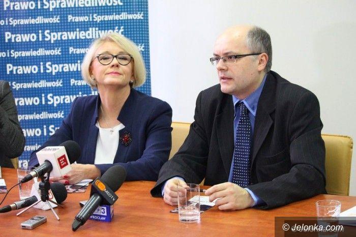 Jelenia Góra: Marzena Machałek: Pozwólcie nam pracować
