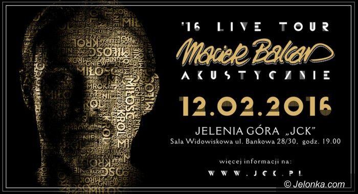 Jelenia Góra: Maciej Balcar w JCK – dzisiaj