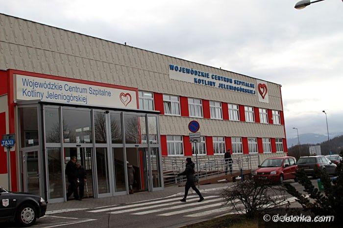 Jelenia Góra: Świńska grypa w szpitalu? Jeszcze nie wiadomo