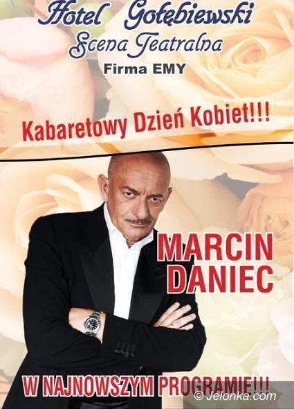 Karpacz: Marcin Daniec z najnowszym programem w Gołębiewskim