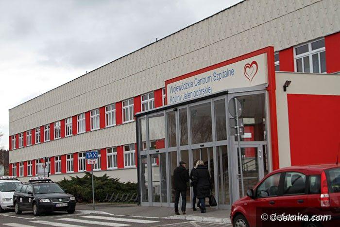 Jelenia Góra: W szpitalu nie było świńskiej grypy