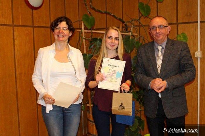Jelenia Góra: UE: Studenci z Ukrainy z wizytą w Jeleniej Górze