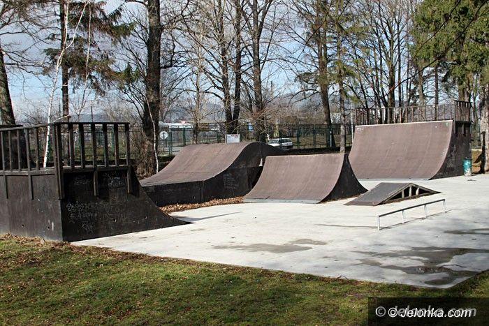 Jelenia Góra: Cieplicki skatepark w ruinie. Będzie remont