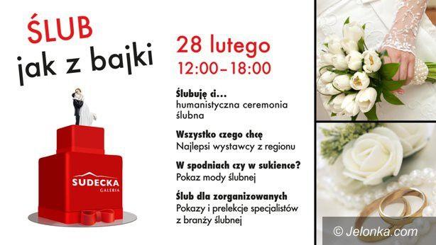 Jelenia Góra: Targi ślubne – dzisiaj w Galerii Sudeckiej!