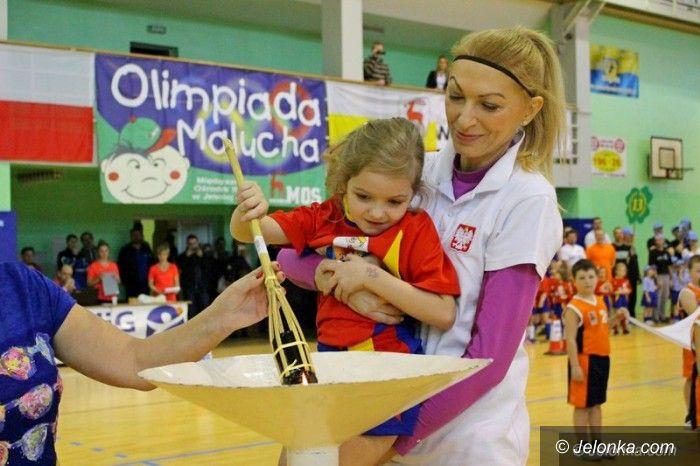 Jelenia Góra: Olimpiada Malucha tradycyjnie zachwyciła