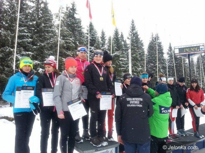 Polana Jakuszycka: Jeleniogórscy biathloniości z medalami OOM