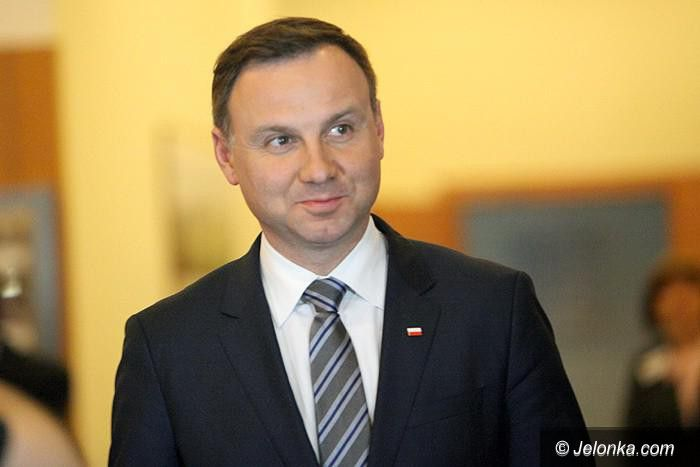 Karpacz: Prezydent Andrzej Duda przyjeżdża do Karpacza