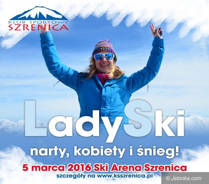 Szklarska Poręba: Dzień Kobiet na sportowo pod Szrenicą