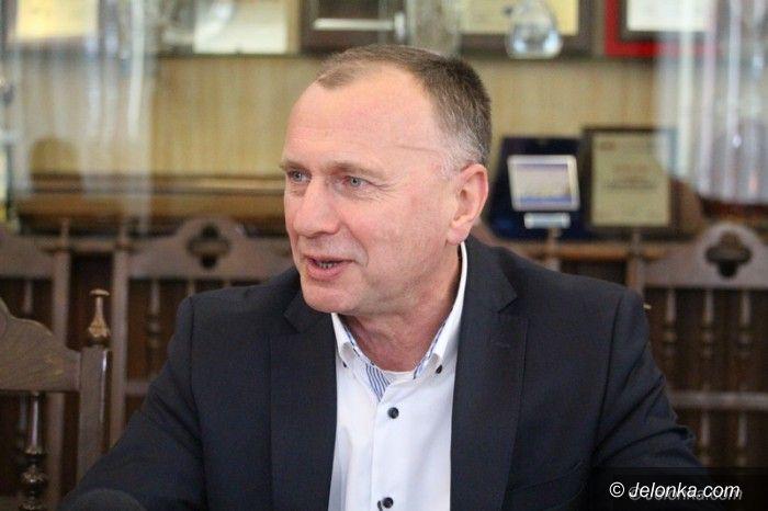 Jelenia Góra: Jerzy Łużniak o przyjeździe pednolino