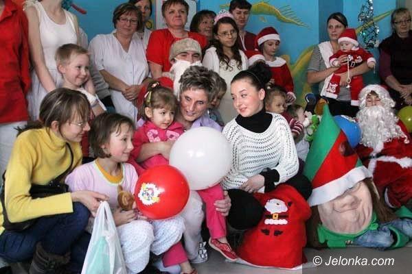 Jelenia Góra: Anna Sinica: oddała serce chorym dzieciom