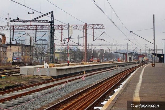 Jelenia Góra: Dworzec PKP będzie dostępny dla wszystkich