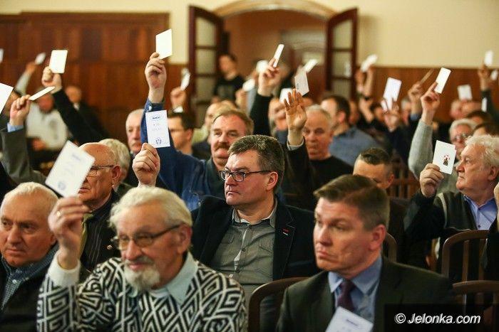 Jelenia Góra: Andrzej Kowal nadal szefem okręgu