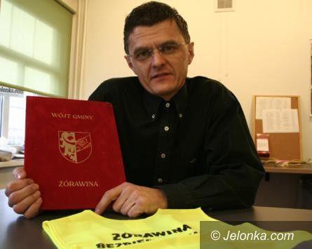 Jelenia Góra: Mariusz Synówka: społecznik z przekonania