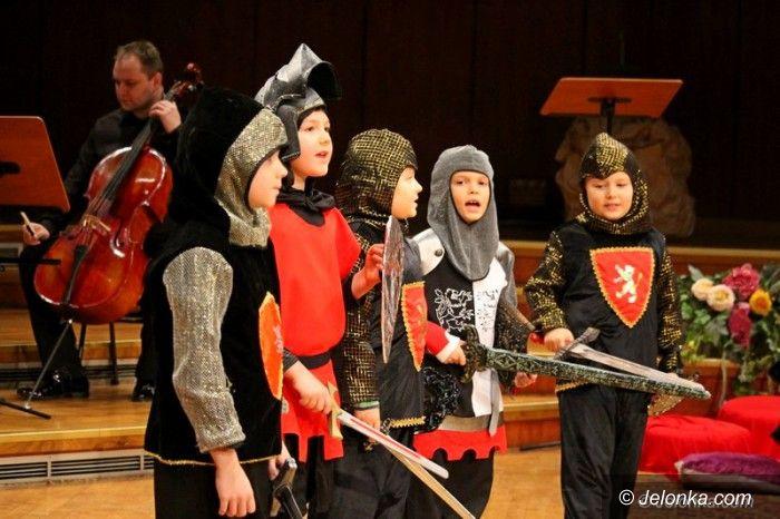 Jelenia Góra: Muzyczny poranek z Królem Arturem